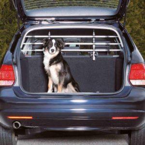 griglia auto per cani